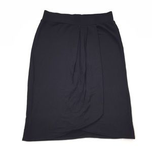 CAbi | Style #395 Faux Wrap Skirt